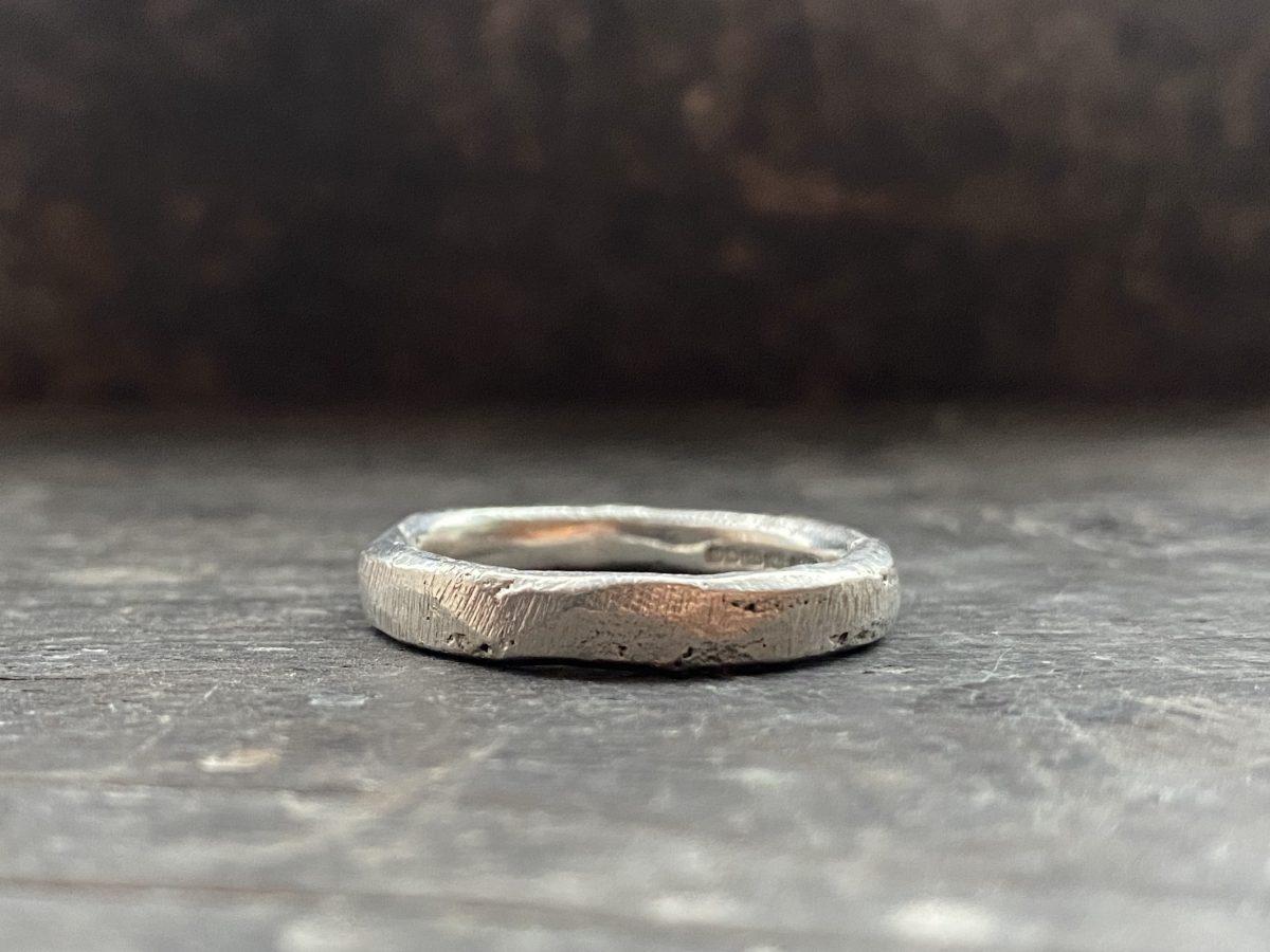 Sand Cast Ring