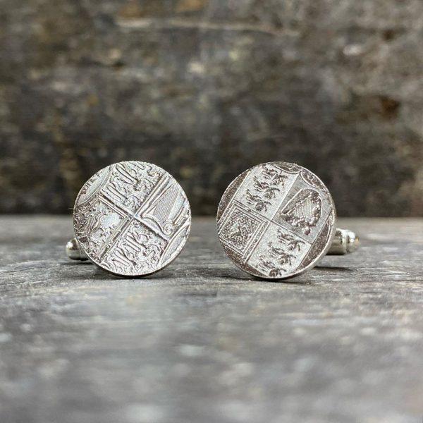 Coin Cufflinks