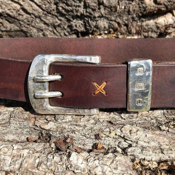 Sterling Silver Belt Buckles