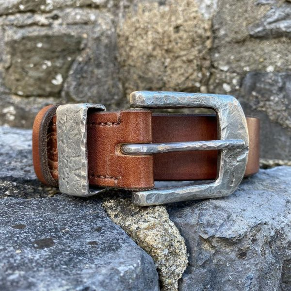 Sterling Silver Buckle