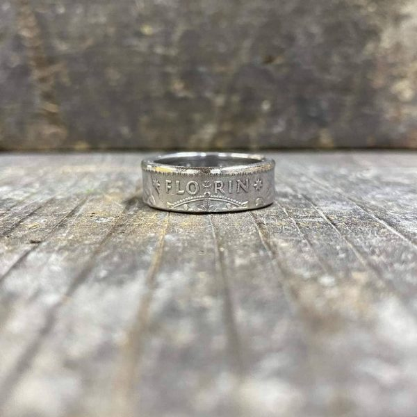 Coin Ring - Wedding Rings - Jewellery